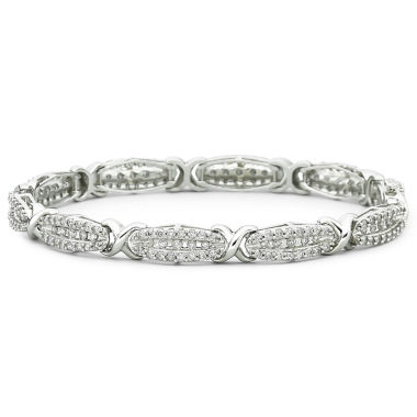 jcpenney.com | 3 CT. T.W. Diamond Tennis Bracelet 10K Gold