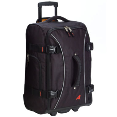 "jcpenney.com | Athalon Hybrid Travelers 26"" Wheeled Duffel Bag"