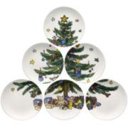 Nikko® Happy Holiday Tapas Plates