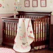 Savanna Morgan Convertible Crib - Cherry