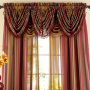 Royal Velvet® Dorset Stripe Sheer Window Treatments