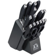 Sabatier 17-pc. Soft Handle Knife Set