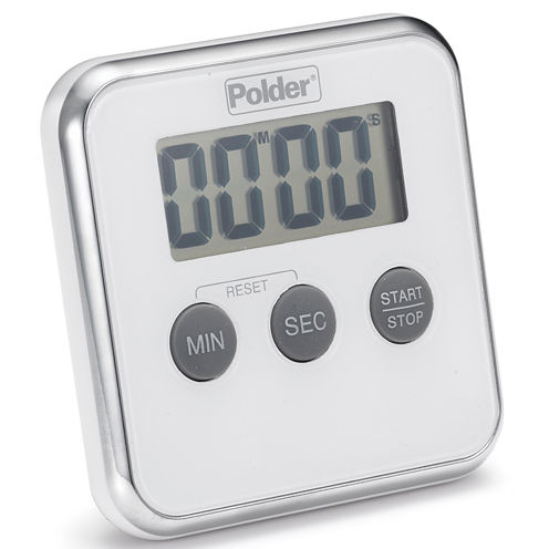 Polder® Digital Kitchen Timer