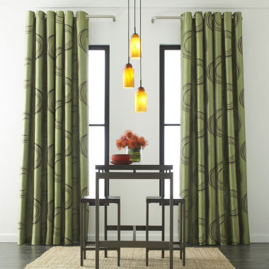 jcpenney.com | Studio™ Focus Grommet-Top Curtain Panel