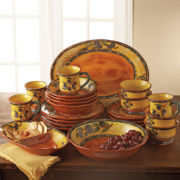 French Olive Dinnerware Collection