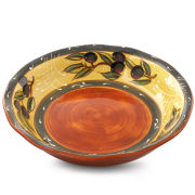 Certified International French Olive Serving Bowl