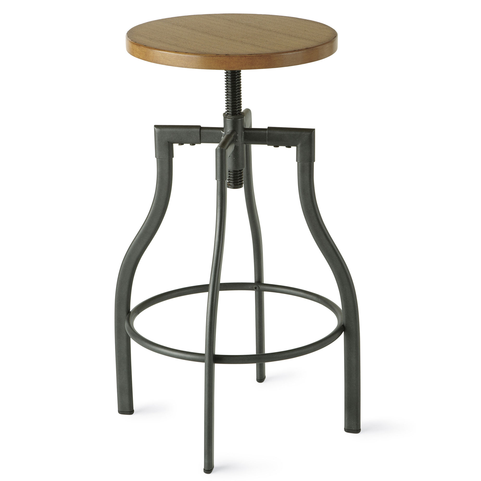 jcp home collection newman backless barstool