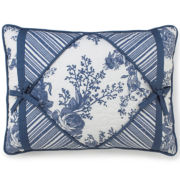 jcp home™ Toile Garden Oblong Decorative Pillow
