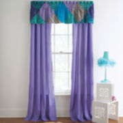 CLOSEOUT! Seventeen® Crystal Violet Window Treatments