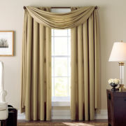 Aria Rod-Pocket Curtain Panel