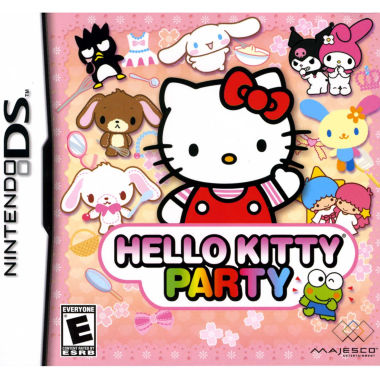 jcpenney.com | Nintendo® DS Hello Kitty Party