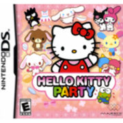 Nintendo® DS Hello Kitty Party
