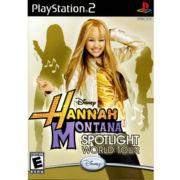 PS2™ Hannah Montana Spotlight World Tour