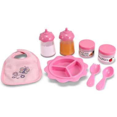 jcpenney.com | Melissa & Doug® Time To Eat Doll Feeding Set