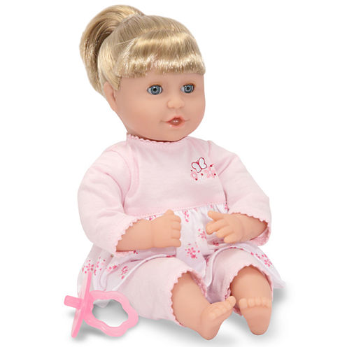 "Melissa & Doug® Natalie - 12"" Doll"""