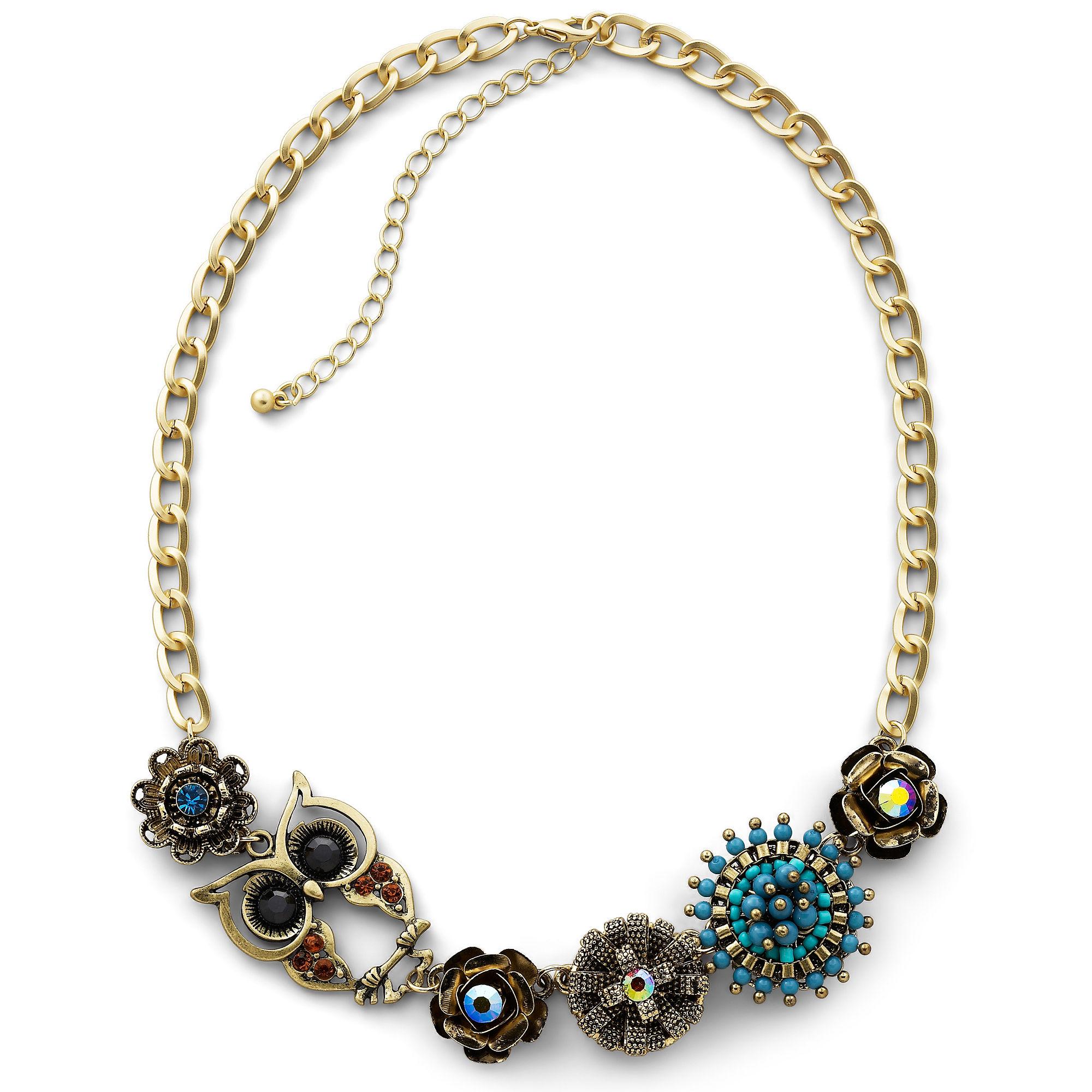 Decree Charm Necklace
