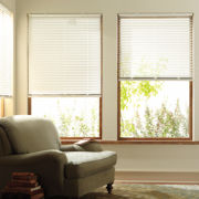 "JCPenney Home™ Custom 1"" Aluminum One Touch Horizontal Blinds"