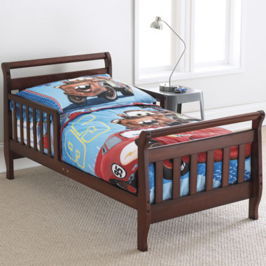 jcpenney.com | DaVinci Sleigh Toddler Bed - Cherry