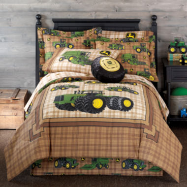 jcpenney.com | John Deere® Tractor and Plaid Comforter & Accessories