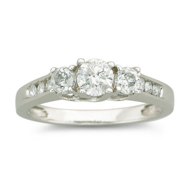 jcpenney.com | 1 1/2 CT. T.W. Diamond Band 14K White Gold