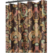 Park B. Smith Cambria Multi Fabric Shower Curtain