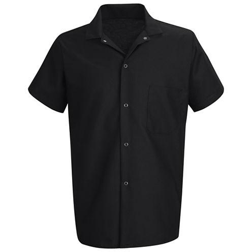 Chef Designs® Short-Sleeve Cook Shirt