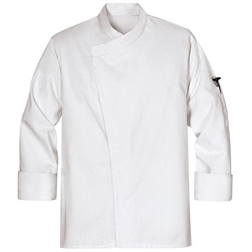 Chef Designs® Tunic Chef Coat–Big & Tall
