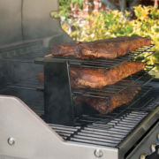 Charcoal Companion® 3-Level Smoking Rack