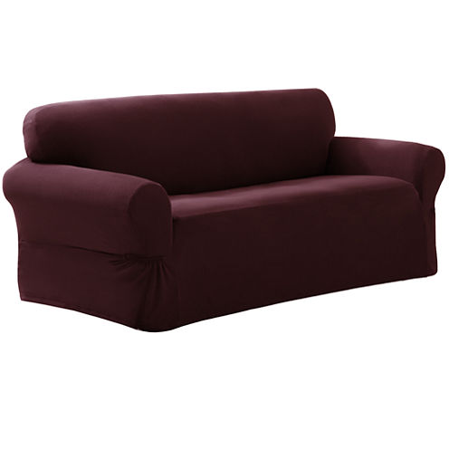 Maytex Smart Cover® Pixel Stretch 1-pc. Sofa Slipcover