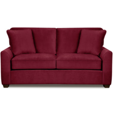 "jcpenney.com | Possibilities Sharkfin-Arm 75"" Full Sleeper Sofa"