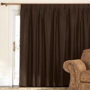 jcp home™ Supreme Antique Satin Pinch-Pleat Patio Panel