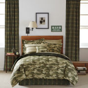 Special Forces 8-pc. Camouflage Complete Bedding Set with Sheets Collection