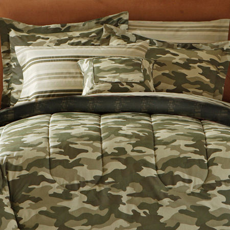 Special Forces Camouflage Accent Pillow