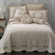 Home Expressions™ Lynette Cotton Bedspread & Accessories