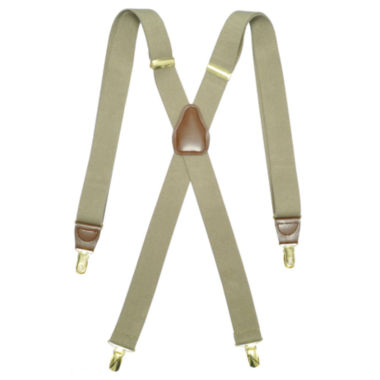 "jcpenney.com | Dockers® 1¼"" Solid Suspender"