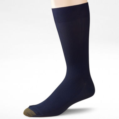 jcpenney.com | Gold Toe® 3-pk. Dress Metropolitan Crew Socks