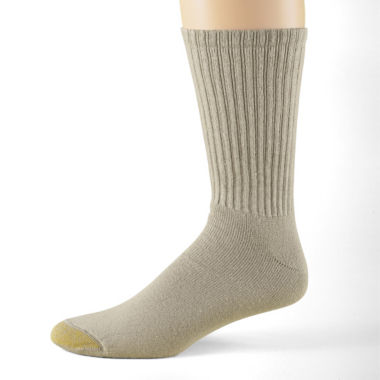 jcpenney.com | Gold Toe® 3-pk. Casual Crew Socks