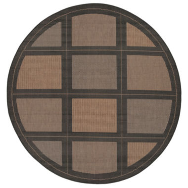 jcpenney.com | Couristan® Summit Indoor/Outdoor Round Rug