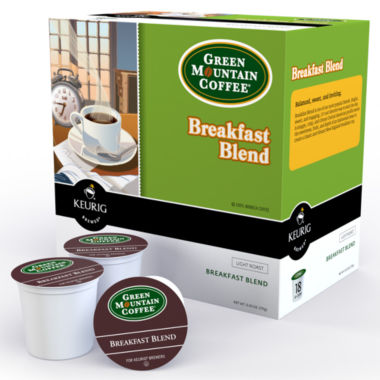 jcpenney.com | K-Cup® 108-ct. Breakfast Blend Coffee by Green Mountain Pack