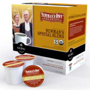 K-Cup® Newman's Own Special Blend Coffee Packs by Green Mountain