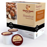 K-Cup® Hazelnut Coffee Packs by Gloria Jean's
