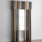 Neutral Retro Chic Window Coverings