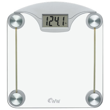 jcpenney.com | Weight Watchers® Digital Glass Scale