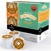 K-Cup® Donut Shop Decaf Coffee Packs