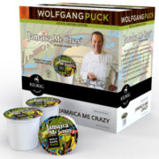 K-Cup® Jamaica Me Crazy Coffee Packs by Wolfgang Puck