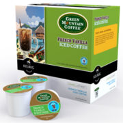 K-Cup® French Vanilla Iced Coffee Packs