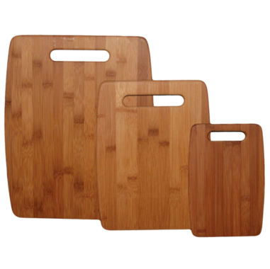 jcpenney.com | Totally Bamboo® 3-pc. Cutting Board Set