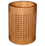 Totally Bamboo® Lattice Utensil Holder