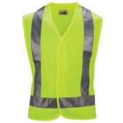 Red Kap® Reflective Safety Vest–Big & Tall