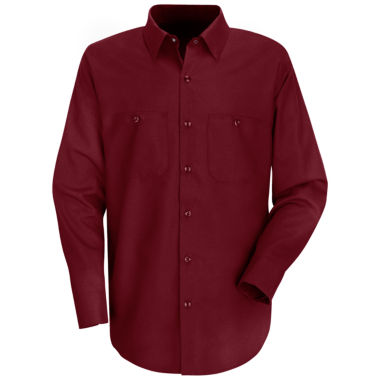 jcpenney.com | Red Kap® Industrial Solid Work Shirt